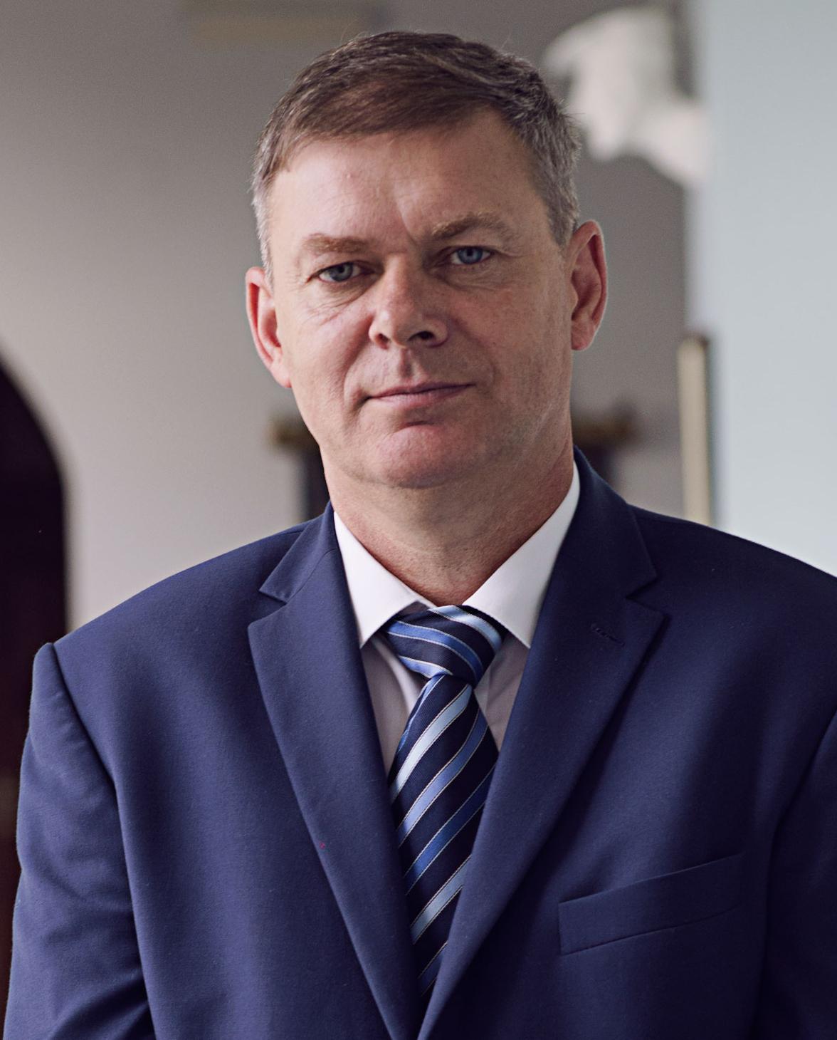 mgr Zbigniew Budziszewski